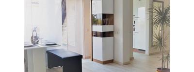Top modern möblierte 3-Zimmer DG-Wohnung in Porta-Westfalica