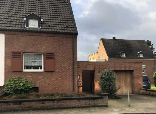 Gepflegtes Reiheneckhaus auf großem Grundstück im beliebten Düsseldorf-Unterrath!