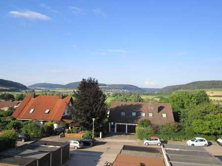 Freundliche 1,5-Zimmer-Wohnung mit Balkon und Einbauküche in Treuchtlingen von Privat in Treuchtlingen