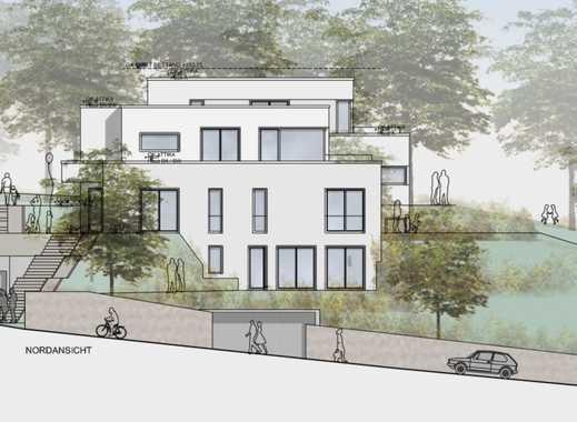 Neubau, Höhenlage mit großem Garten am Kreuzberghang