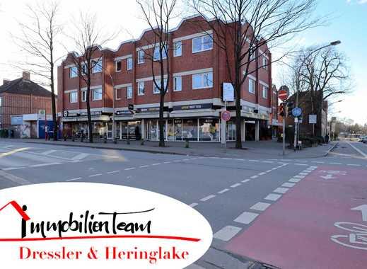 freundliche Praxis- und/ oder Bürofläche am Pinneberger Zentrum mit Haltestelle vor der Tür...