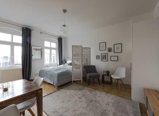 *Gemütliche, voll möblierte 1-Zimmerwohnung in Prenzlauer Berg zu vermieten*