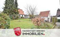 Ritterhude Baugrundstück für Einfamilienhaus