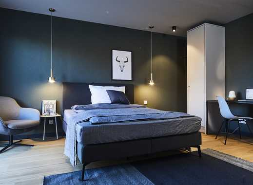 1 Tag oder 6 Monate? 68 Design-Serviced-Apartments / 24 bis 50 qm ab 89€/Tag 990€/Monat all in