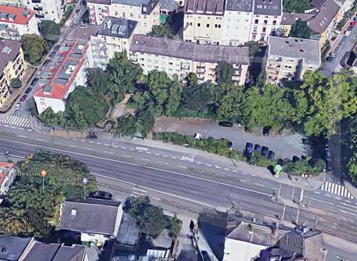 """*IM BIETERVERFAHREN* Baugrundstück für MFH in exklusiver Innenstadtlage"""" Mindestgebot € 3.800.000,-"""
