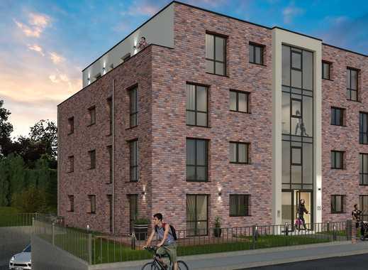 energetisch hochwertige Wohnung im Neubau