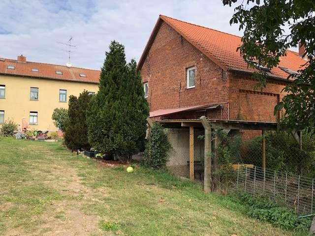 Ansicht Hinterhaus Giebel