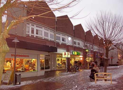 Kleines Ladenlokal in einer modernen hübschen Einkaufspassage in Brake zu vermieten