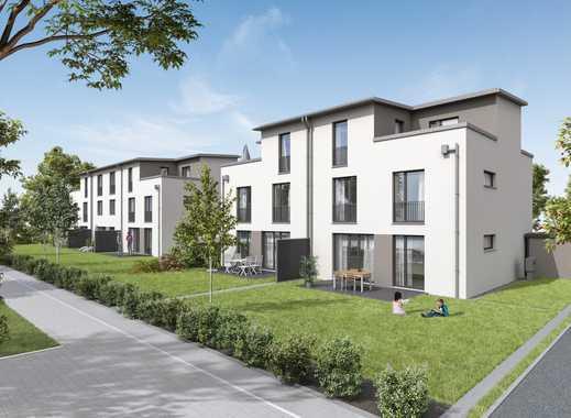 Familien aufgepasst: 6 Zimmer und ca. 173 qm Wohnfläche - Nur noch eine DHH frei in Lörrach-Haagen