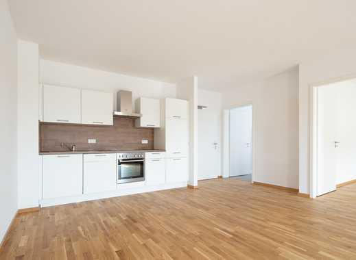 Großzügige 2-Zimmer-Wohnung mit hochwertiger Ausstattung und Loggia