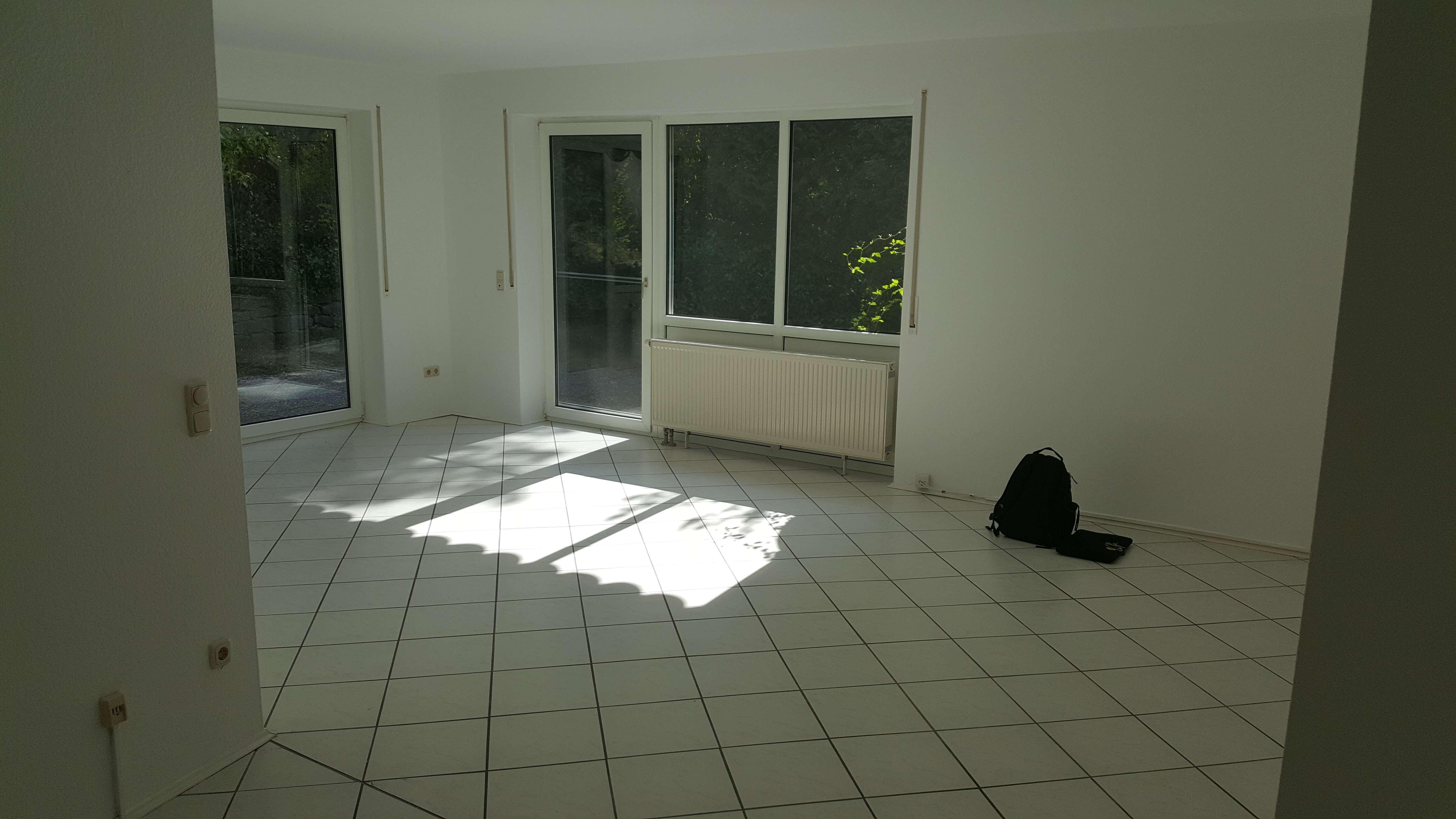 Oberdürrbach: 3-Zimmer-Wohnung mit Terrasse in