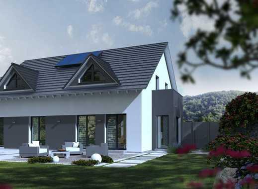Grosszügiges Doppelhaus auf großem Grundstück von Vlotho