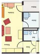 1 Zimmer Wohnung in Freiburg