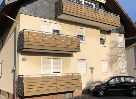 Modernisierte 3-Zimmer-Wohnung mit Balkon in Rhein-Neckar-Kreis