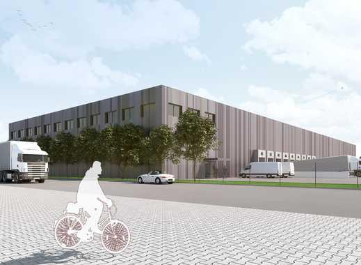 PROVISIONSFREI Projektentwicklung an etabliertem Logistikstandort Gewerbe-/Produktionshalle