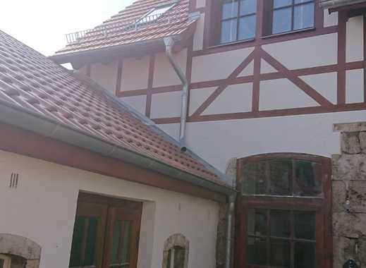 Außergewöhnliches, geräumiges Haus mit fünf Zimmern in Weimar, Südstadt