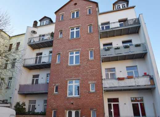 Für kleine Familien oder WG's - Ideal geschnittene 3-Raum-Wohnung in UNI-Nähe!