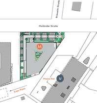 Lageplan Mailänder Straße 4