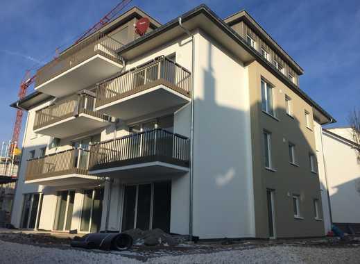 Neubauwohnung mit Einbauküche und Balkon: exklusive 3-Zimmer-Wohnung in Freudenstadt