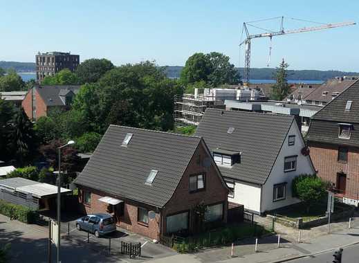 3-Zimmer-Wohnung mit kleinem Balkon zur Innenförde