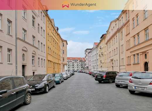 Lukrative 3 Zimmer Kapitalanlage in aufstrebender Leipziger Wohngegend
