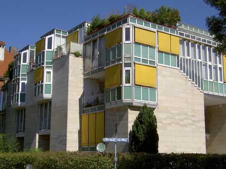 2-Zimmer-Maisonette-Wohnung mit Garten in Schwabing in Schwabing (München)