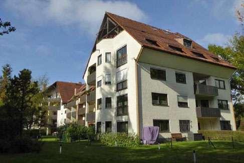 2-Zi-Whg, München Ramersdorf-Perlach incl. TG-Stellplatz, 53,60 qm, 2.OG, Südloggia, EBK, Bad/WC in Perlach (München)