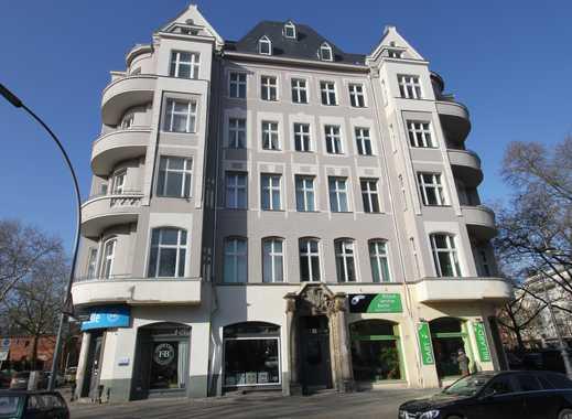Bergmannkietz/Erstbezug/Charmante, sehr hochwertige u. helle DG-Wohnung mit Terrasse/Weitblick