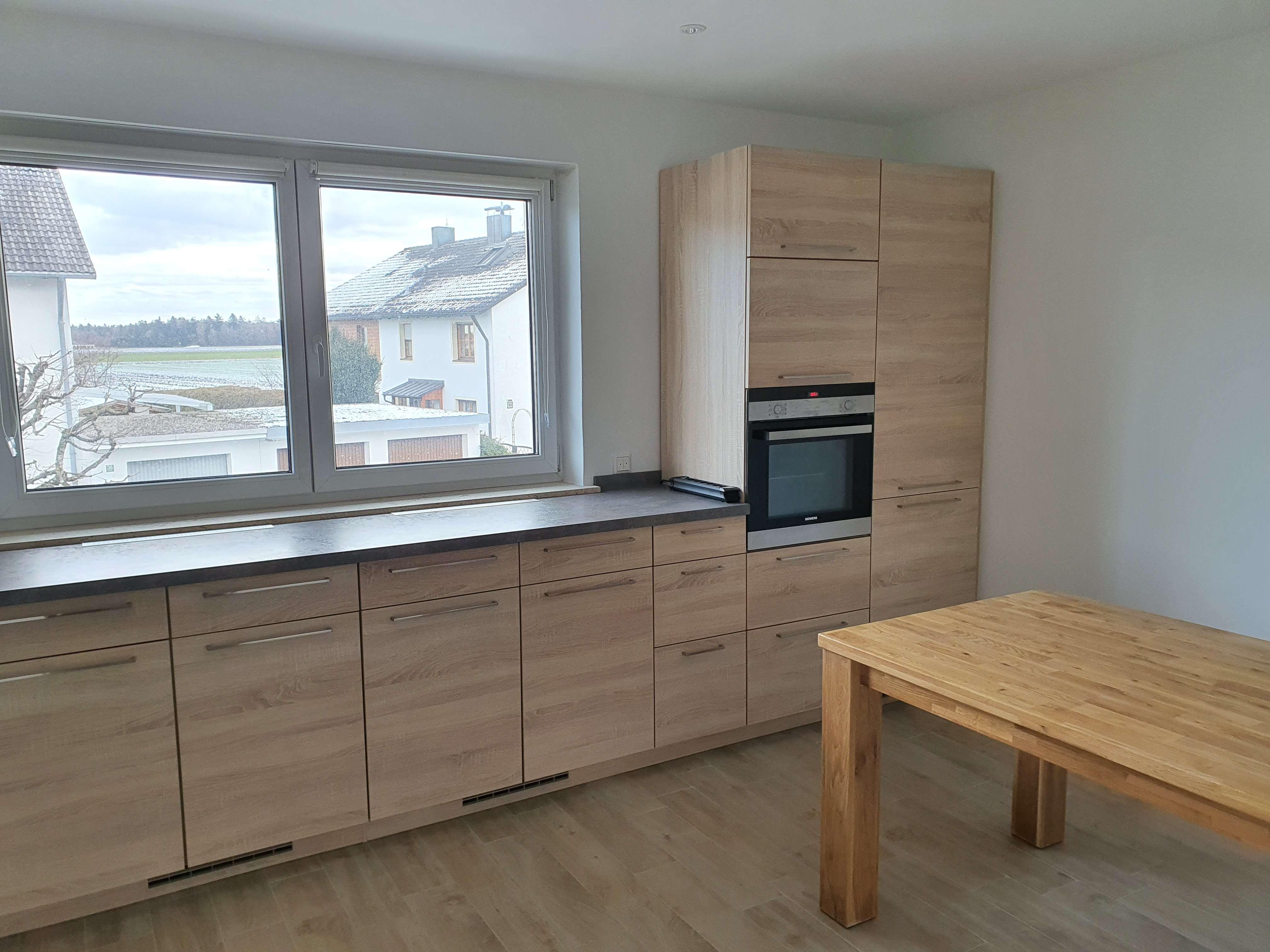 Großzügige 3-Zimmer-Wohnung, 104 qm, gehobene Ausstattung, Bj. 2019, Südbalkon in