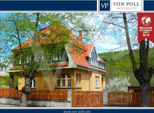 Einzigartige Villa mit Denkmalpreisauszeichnung
