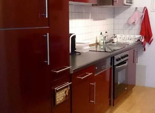 Reserviert! Eigentumswohnung 2 ZKB mit Balkon mit Einbauküche zu verkaufen! Provisionsfrei!