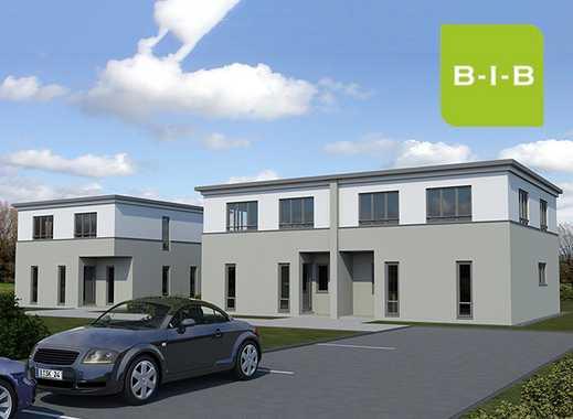 HIER TOBT BALD DAS LEBEN! Neubau Projektierung - linkes Doppelhaus in Altglienicke