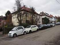 Bild Unterhalb der Weißenhofsiedlung: Doppelhaushälfte zum Sanieren unterhalb vom Killesberg!