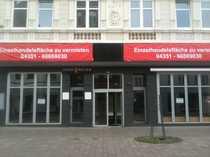 Ladenfläche in der Großen Straße