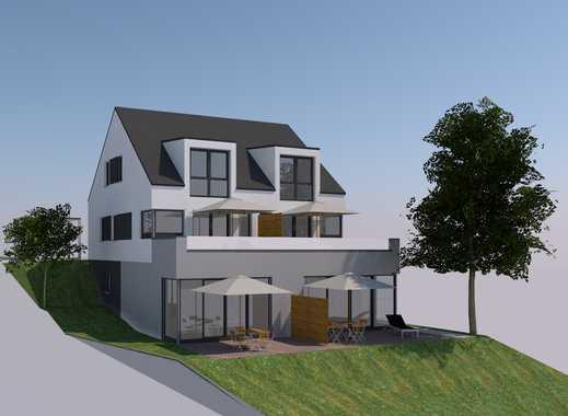 Projektierte Doppelhaushälften in bester Hanglage von Freiburg-Herdern (Haus 2) (A)