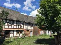Altes Bauernhaus mit Scheune Werkstatt
