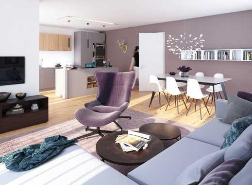Zollhalle - Freiburg - 3-Zimmer-EG-Wohnung mit Privatgarten