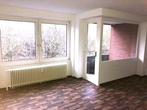 Zuhause im Glück, 3-Zimmer-Wohnung mit Blick ins Grüne