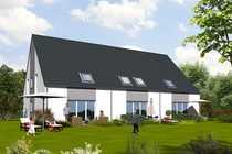 Bild Ideal für Familien! Neubau-REH mit schönem Garten und 2 Garagen
