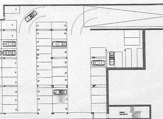 MOTORRAD-Tiefgaragenstellplatz in der Preißlerstr. in Nürnberg zu vermieten