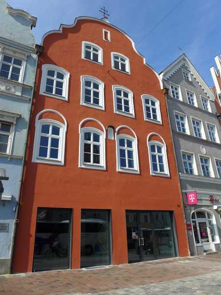 Appartement in der Altstadt - Erstbezug in Altstadt (Landshut)