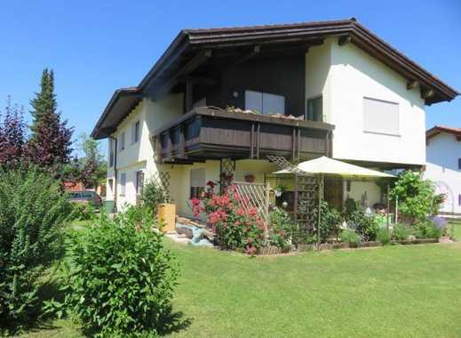 Kleine frisch renovierte 3,5-Zimmer-Terrassenwohnung mit großem Gartenanteil in Kiefersfelden