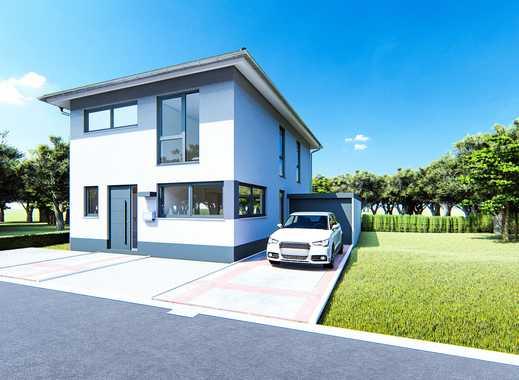 NEUBAU! Freistehendes XXL-Einfamilienhaus auf drei Wohnebenen in Dormagen.