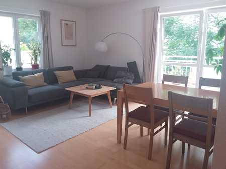 Ansprechende 4-Raum-Wohnung mit EBK und Balkon in Straubing in Kernstadt (Straubing)