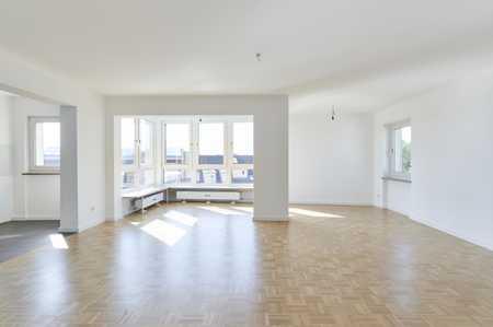 Exklusive 3-Zimmer-Wohnung mit bestem Ausblick über München in Schwabing-West (München)