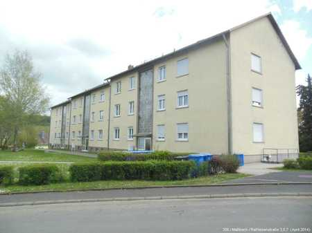 Großzügige 2-Zimmer-Wohnung in Maßbach in Maßbach