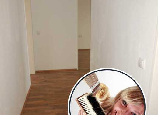 Renovierte 3-Zimmer-Wohnung mit Balkon und Aufzug