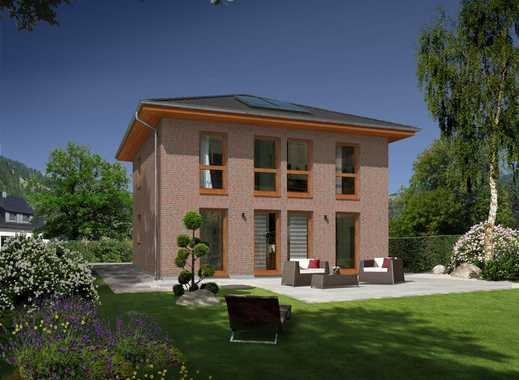 Ganz nah an Stadt und Natur! Attraktives Einfamilienhaus nach individueller Planung