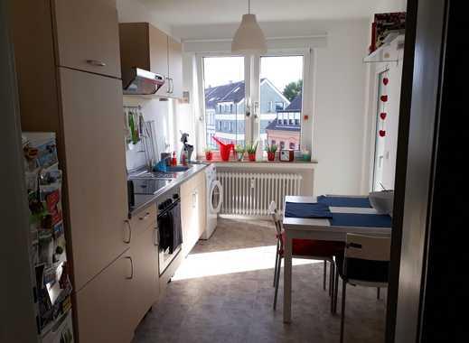 Gepflegte kleine Wohnung für nette/n Mieter/in !