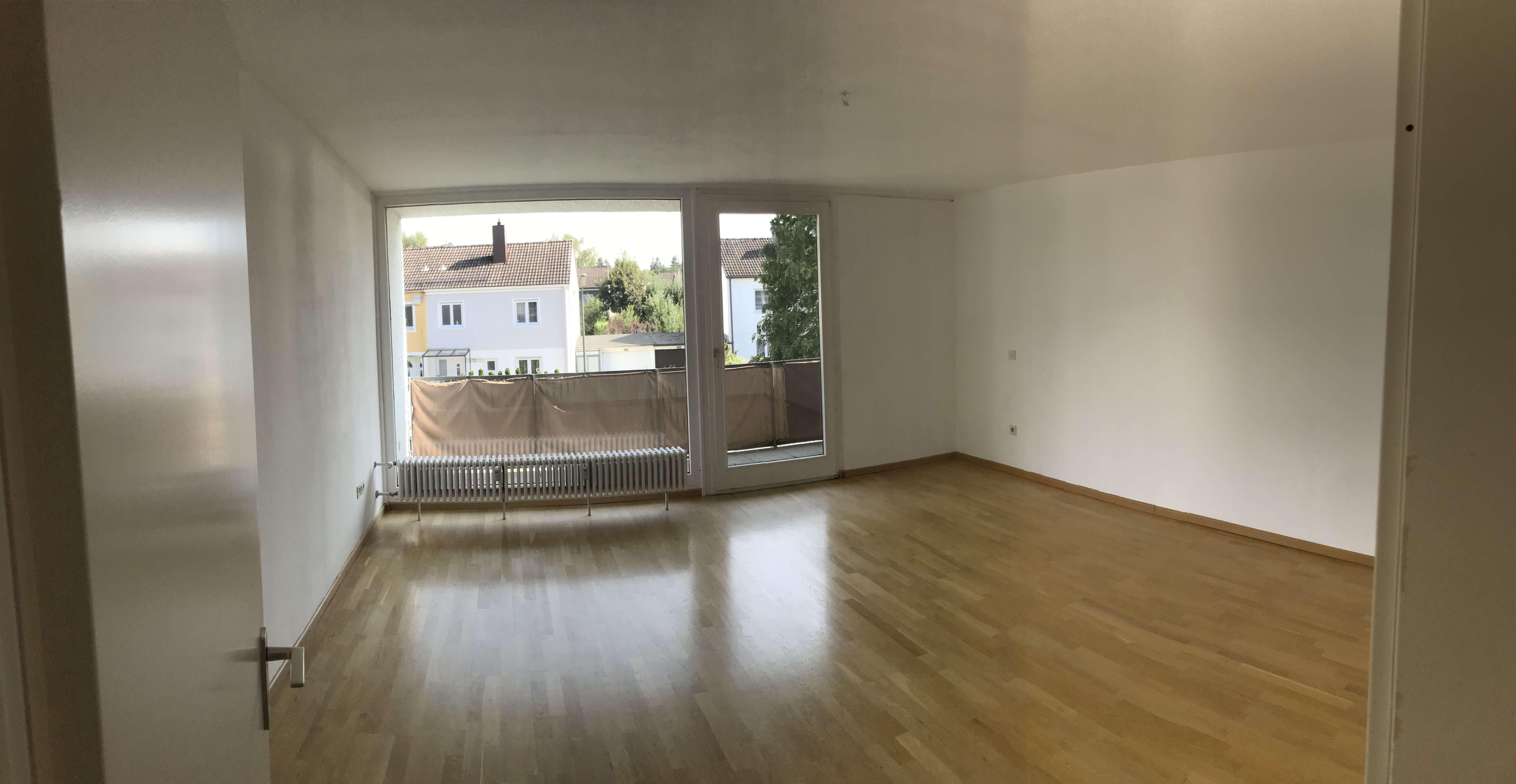 Großzügige 4-Zimmer-Maisonette-Wohnung mit zwei Balkonen im Herzen von Grafing in Grafing bei München